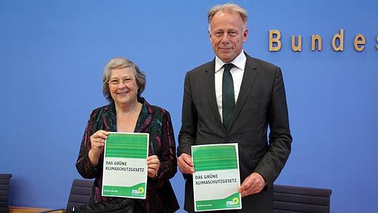 Video der Bundestagsfraktion: Grünes Klimaschutzgesetz – CO2-Bremse für Deutschland