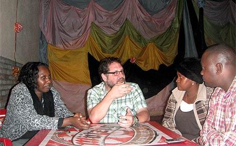 In Rwanda 2013