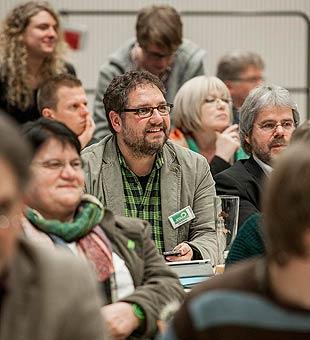 GRÜNE LDK Niedersachsen März 2013