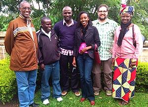 Projektpartnergespräch Rwanda 2013