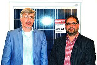 Besuch bei aleo solar