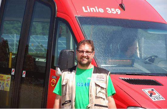 Peter und Bürgerbus