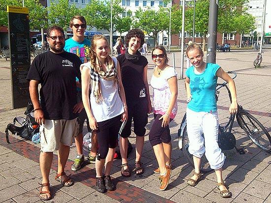 Janun Fahrradtour