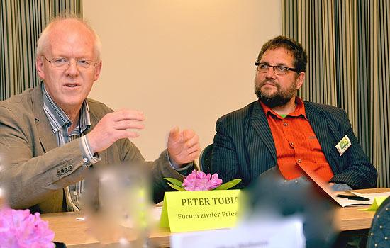 Mit Peter Tobiassen am 29.Mai 2013