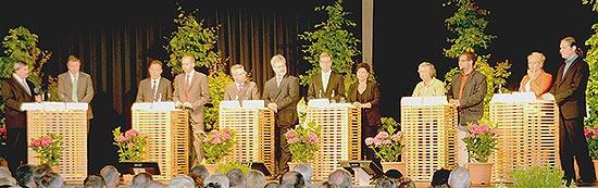 NWZ-Podium Westerstede