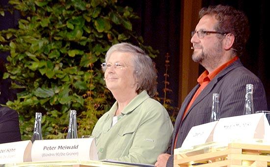 NWZ-Podium Westerstede: Mit Bärbel Höhn