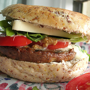 Veggie Day: Burger