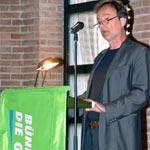 Wahlkampfauftakt: Professor Friedrich Heckmann