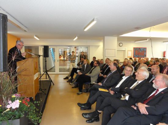 Eröffung der Energiesparmesse 2013 in Rastede