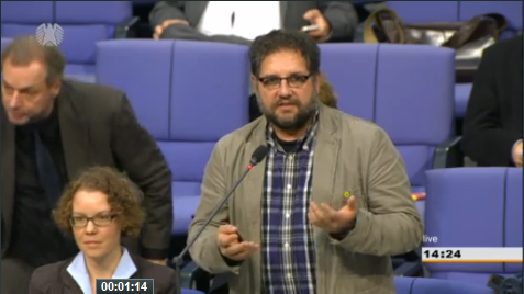 Meine Zusatzfrage zur Antwort von Ernst Burbacher, Parlam.Staatssekretär