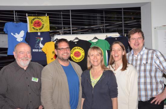 Meiwald, MdB), Susanne Miks, Sonja Wagner, Jens Rowold