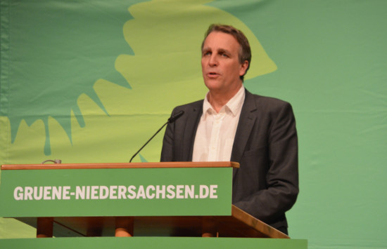 Umweltminister Stefan Wenzel