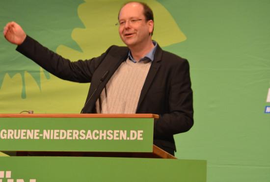 Landwirtschaftsminister Christian Meyer
