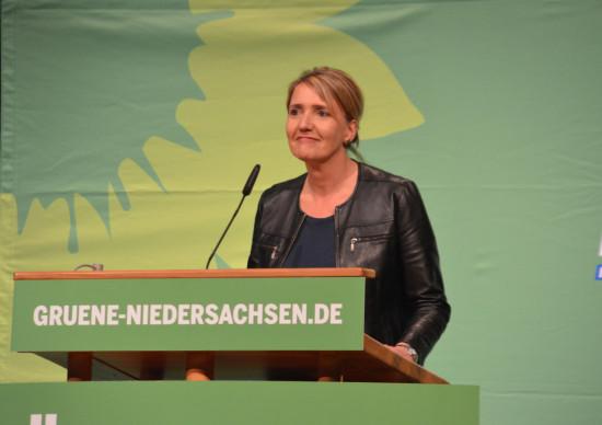 Bundesvorsitzende Simone Peter