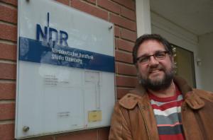 Besuch beim NDR