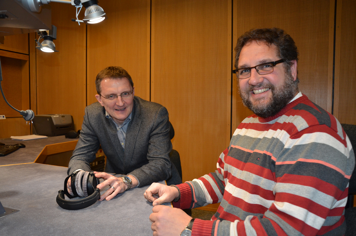 Holger Ahäuser, Studioleiter NDR Oldenburg