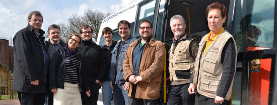 Team und Bürgerbus