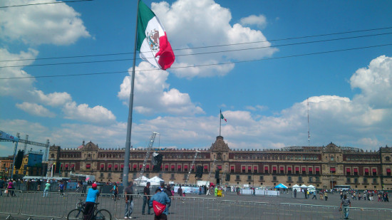 Delegationsreise nach Mexiko