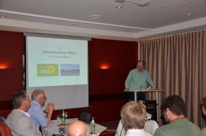 Landwirtschaftsminister Christian Meyer in Bad Zwischenahn