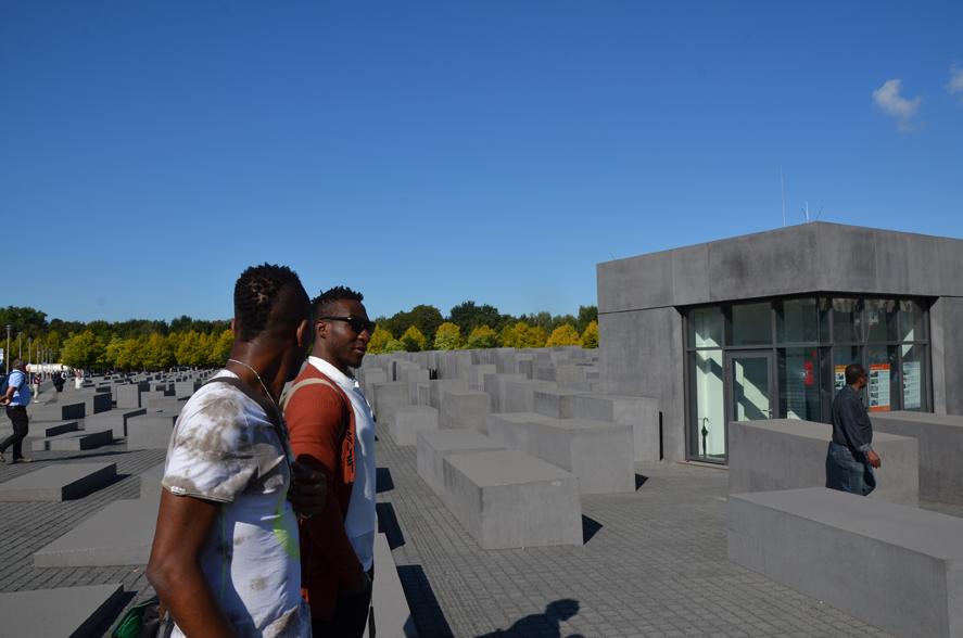Gedenkstätte für die ermordeten Juden Europas