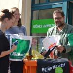Endspurt Aktion für Berlin tüt was
