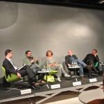 """Podium """"Grüne Wirtschaft als ästhetisches Programm"""""""