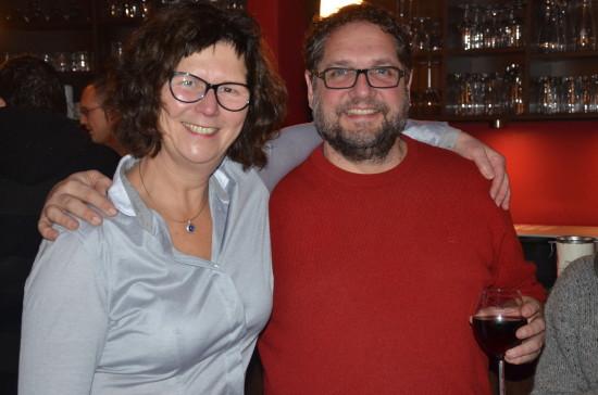 Susanne und ich wünschen Euch ein Frohes Weihnachtsfest und einen guten Rutsch ins Neue Jahr!