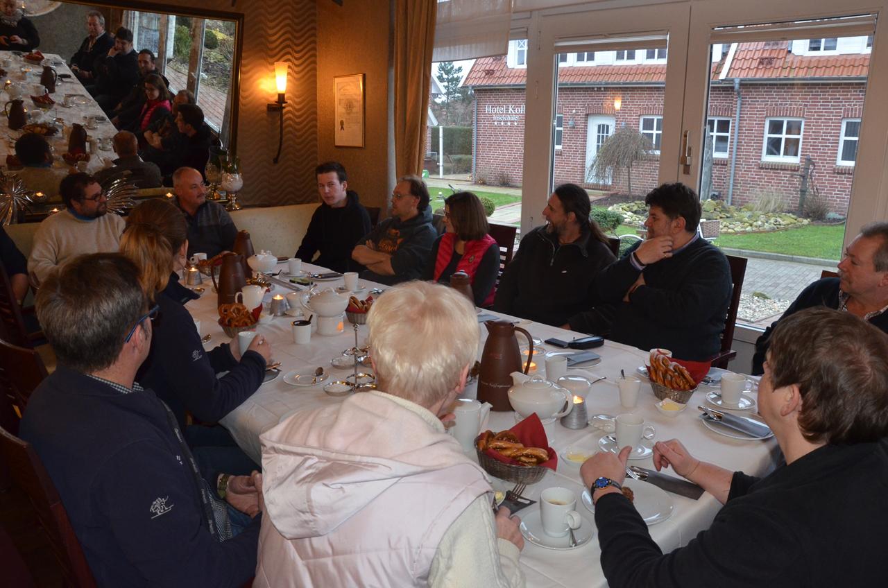 Engagierte Diskussionen über die steigende Anzahl der Betten auf Langeoog.
