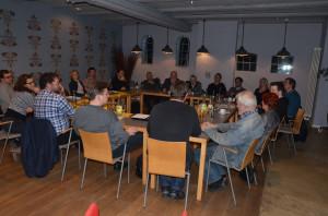 Das Ammerland, die Stadt Oldenburg und Berlin kontrovers im Austausch