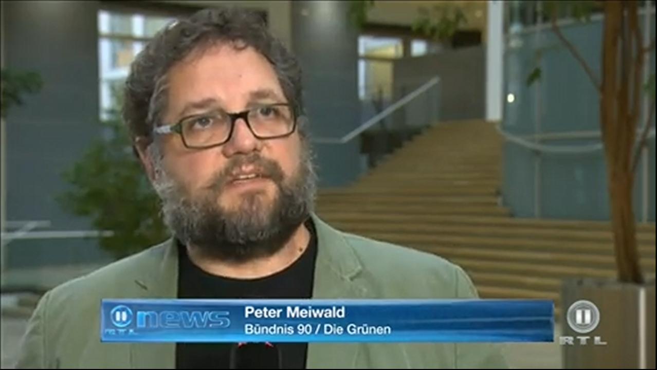 Bericht zu Mikroplastik in RTL II News vom 30.1.2015
