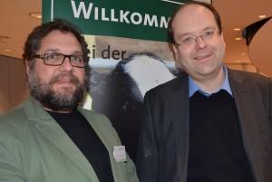 Mit dem niedersächsischen Landwirtschaftsminister Christian Meyer auf der 12. Kammerversammlung der Landwirtschaftskammer