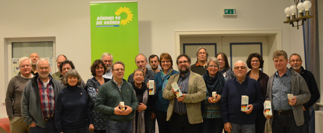 Regionaltreffen Ost-Friesland in Aurich 12.2.2015