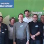 Treffen Umweltpolitik in Landtagen und Bundestag
