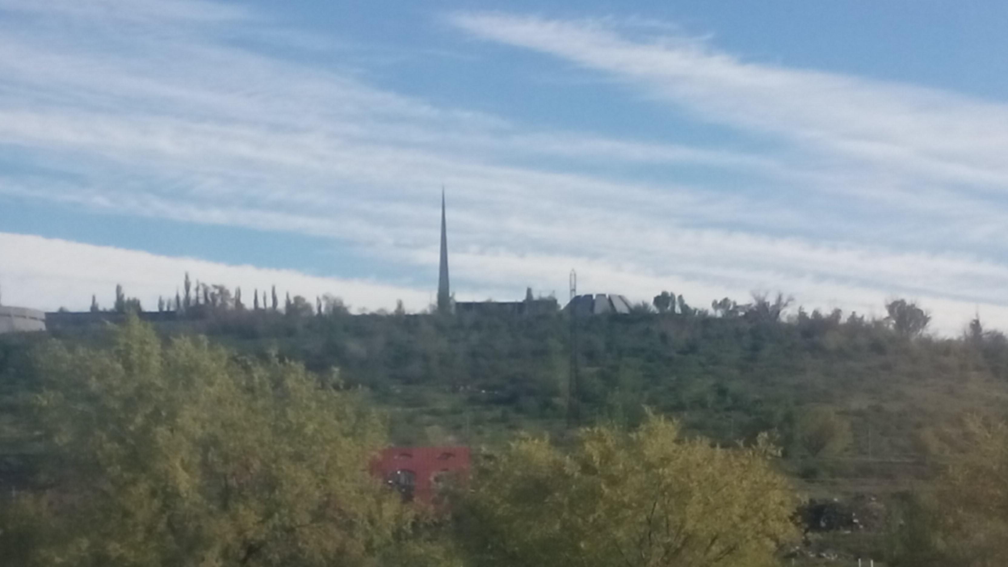 Mahnmal in Yerevan