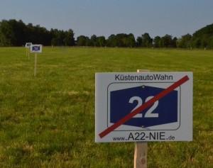 A20-Trassenführung
