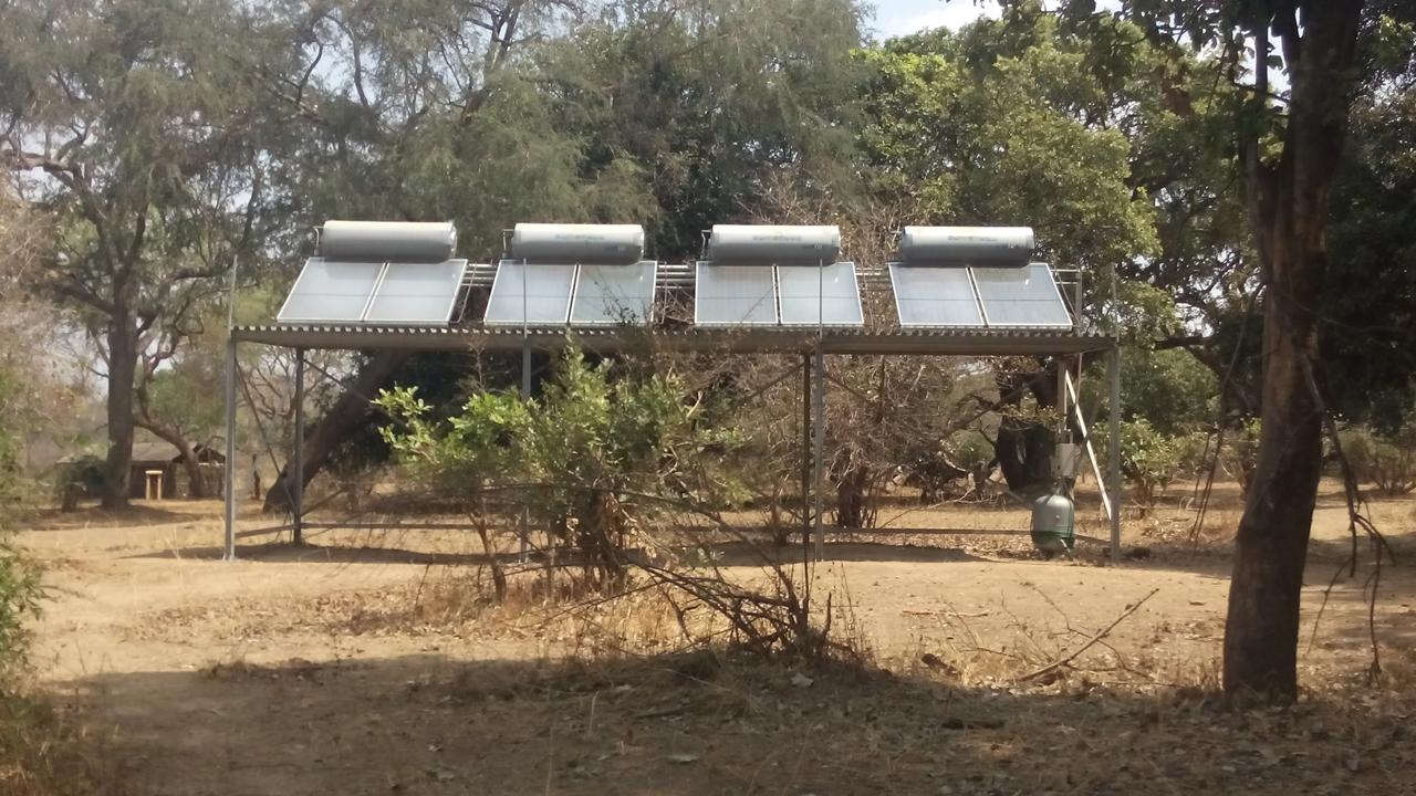 Solarenergie ist hier die beste Stromversorgung