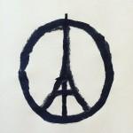 Jean Jullien: Peace for Paris