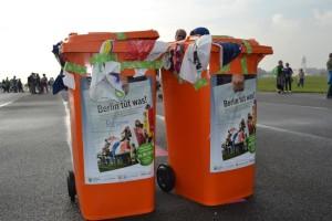Ressourcenverschwendung durch Wegwerftüten stoppen
