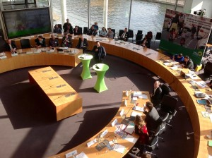 Grüne Fahrradkonferenz im Maria-Elisabeth Lüders Haus des Deutschen Bundestages