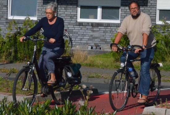 Der Sommer ist da: Meine Sommertour durch den Nordwesten haben wir mit einer Radtour durch Oldenburg und das Ammerland begonnen.