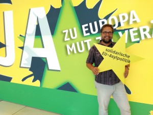 Peter Meiwald sagt Ja zu Europa