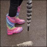 Gummistiefel aus Weich-PVC - auch hier können sich hormonelle Schadstoffe verstecken (© Creative Commons Antony***/flickr)