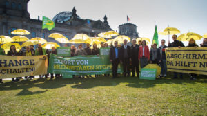 Gruppenbild Atomkraft Aachen