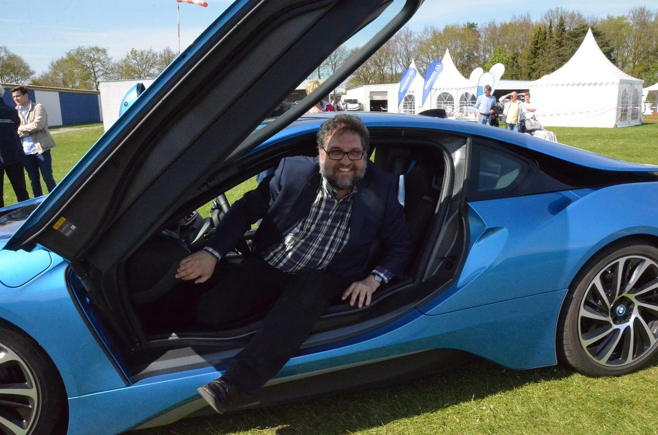 E-Auto-Test mit dem Hybriden BMW i8