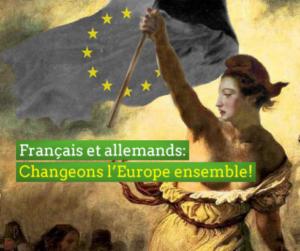 Auf geht`s in die europäische Zukunft!