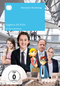 "DVD ""Applaus für Felix"""
