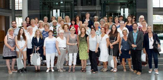 """BPA-Fahrt Frauengruppe 2017 """"Geschichte des Feminismus"""""""