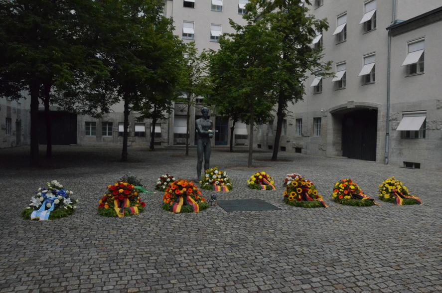 Denkmal für die Widerständler des 20 Juli